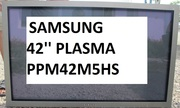 Продам телевизор SAMSUNG 42'' Plasma PPM 42 M5HS